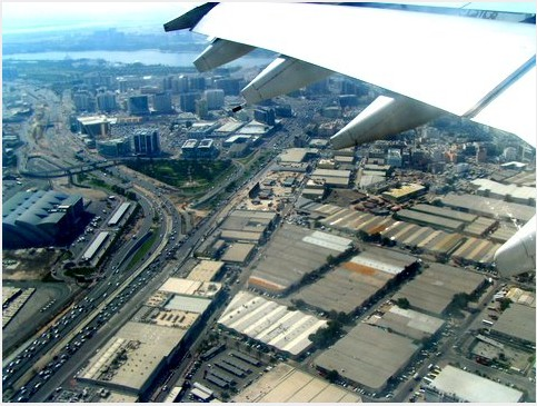view from air