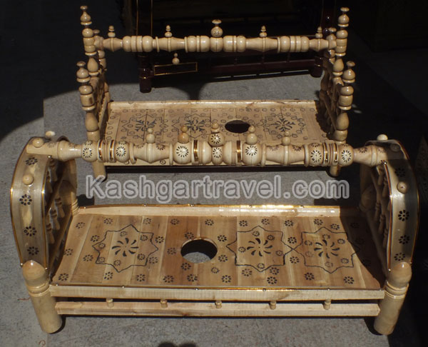 Cradle used by Uyghurs!