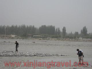 Hotan-Jade-River